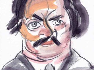 Portrait Balzac, Honorede