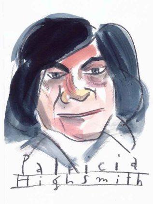 Portrait Highsmith, Patricia