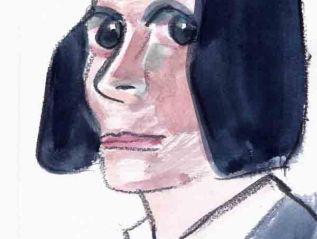 Portrait Lasker-Schüler, Else