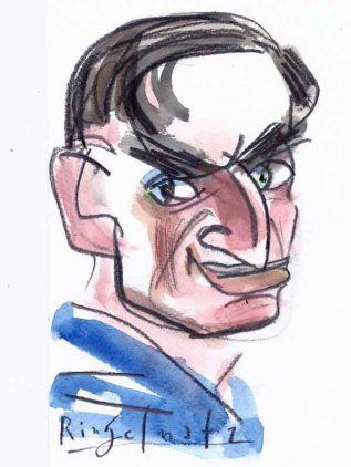 Portrait Ringelnatz, Joachim