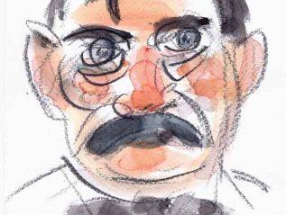 Portrait Roth, Joseph