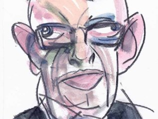 Portrait Sartre, Jean-Paul