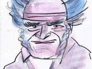 Portrait Schopenhauer, Arthur