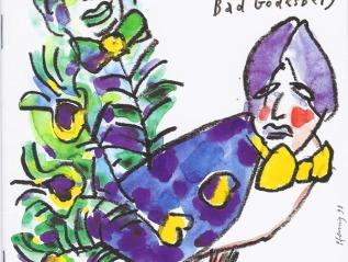 """Wolf-Dieter-Pfennig: Plakat """"Bunbury"""""""