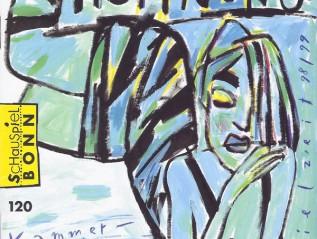 """Wolf-Dieter Pfennig: Plakat """"Glaube-Liebe-Hoffnung"""""""
