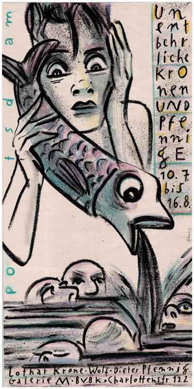 Wolf-Dieter-Pfennig-Plakat-Ausstellung-Kronen-und-Pfennige