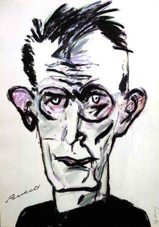 Portrait Beckett