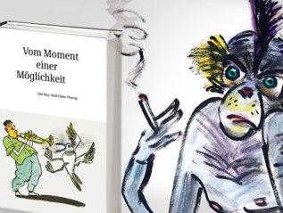Buchprojekt Olaf Stoy und Wolf-Dieter Pfennig: Vom Moment einerMöglichkeit