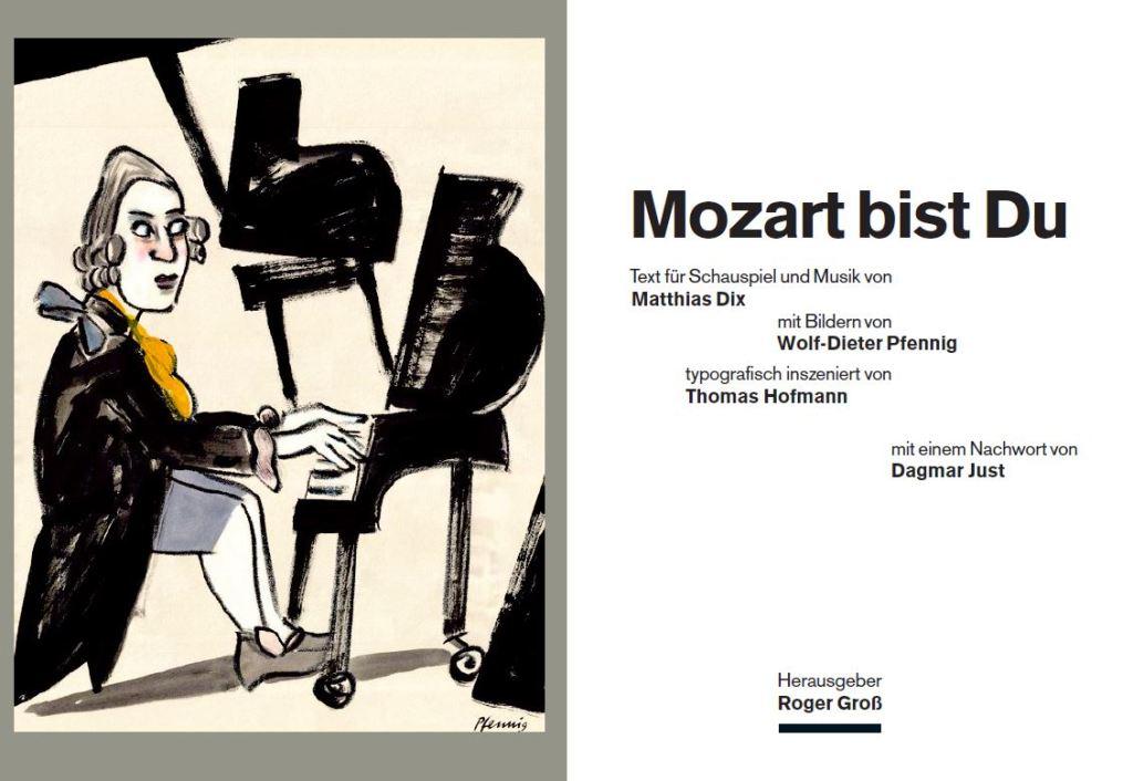 """Buchprojekt """"Mozart bist Du"""""""