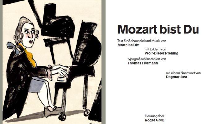 Buchprojekt: Mozart bistDu